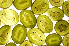 Free Kiwi Background (2) Royalty Free Stock Photos - 3579688