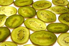 Free Kiwi Background (3) Stock Photo - 3579690