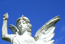 Free Star Angel Stirling Castle Royalty Free Stock Images - 3579869