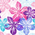 Free Seamless Floral Gentle Pattern Royalty Free Stock Image - 35700026