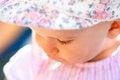 Free Baby Face - Eyelashes Royalty Free Stock Photo - 35703935