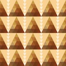 Free Seamless Geometric Background Royalty Free Stock Photos - 35700338