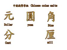 Free Chinese Coins Units Royalty Free Stock Photos - 35718968