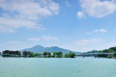 Free Xuanwu Lake Stock Photography - 35723282