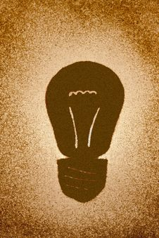 Free Lightbulb Royalty Free Stock Images - 35759739