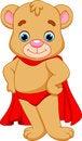 Free Cute Baby Bear Cartoon Stock Photos - 35768603