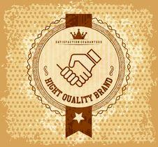 Free Retro Vintage Badge Royalty Free Stock Images - 35765369