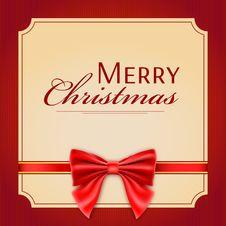 Free Merry Christmas Stock Image - 35771671