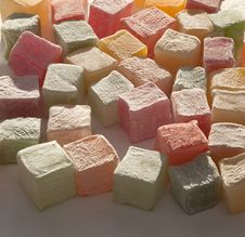 Free Turkish Delight Royalty Free Stock Image - 35773806