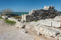 Free The Ruins Of The Ancient City Of In Chersonese Stock Photography - 35787972