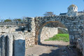 Free The Ruins Of The Ancient City Of In Chersonese Stock Photo - 35788650