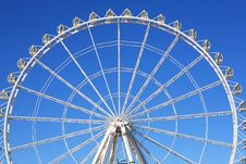Free Ferris Wheel Royalty Free Stock Image - 35780006