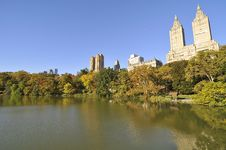 Free Central Park New York Royalty Free Stock Photo - 35780045
