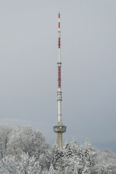 Free Uetliberg Tv-tower In Zurich Stock Photos - 35787063