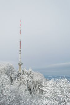 Free Uetliberg Tv-tower In Zurich Stock Photo - 35787400