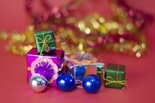Free Item Decorate For Christmas Tree Stock Photo - 35787450