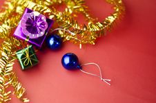 Free Item Decorate For Christmas Tree Stock Image - 35787911