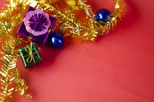 Free Item Decorate For Christmas Tree Stock Images - 35788394