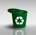 Free Garbage Container Stock Image - 35797191
