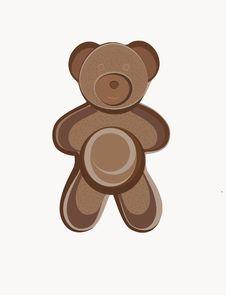 Free Choco Bear Stock Images - 35793744