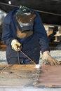 Free Burn Worker Royalty Free Stock Photos - 3580128
