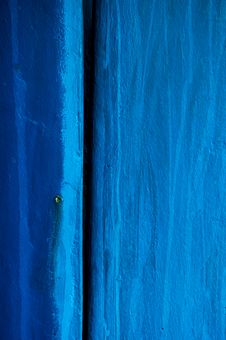 Free Blue Wooden Surface Royalty Free Stock Image - 3580696