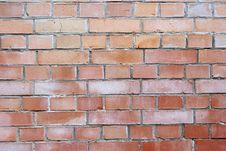 Free Brick Wall Royalty Free Stock Photography - 3581077
