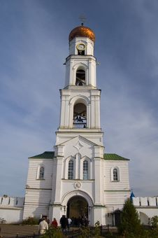 Free Bell Tower Stock Images - 3581524