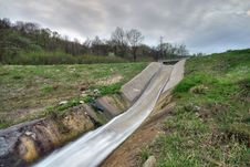 Free Creek On Meadow Stock Photo - 3581780