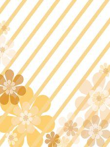 Free Flower Background Royalty Free Stock Image - 3581806