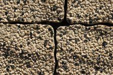 Free Closeup Of Pavement Bricks Royalty Free Stock Image - 3581816