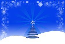 Free Christmas Background Royalty Free Stock Photo - 3583185