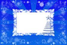 Free Christmas Badge Stock Photography - 3583202