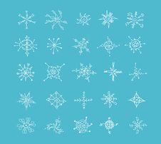 Free Snowflakes Stock Photo - 3583430