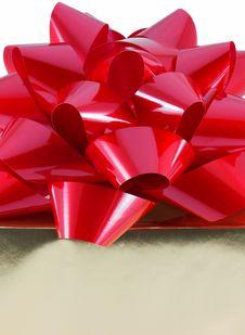 Free Christmas Present Royalty Free Stock Photo - 3584265