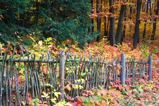 Free Wattle-fence Stock Photos - 3584853