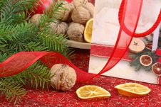 Free Christmas Still Life Royalty Free Stock Photos - 3585648