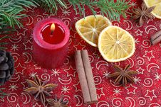 Free Christmas Still Life Royalty Free Stock Photography - 3585777
