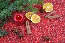 Free Christmas Still Life Stock Photo - 3585880