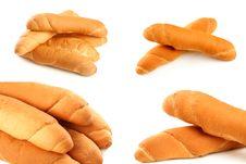 Free Freshly Baked Croissants Stock Image - 3585911