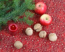 Free Christmas Still Life Royalty Free Stock Image - 3586026