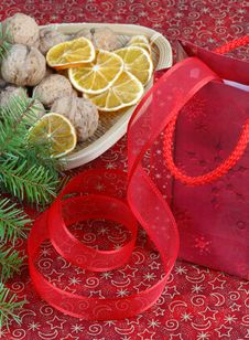 Free Christmas Still Life Stock Photography - 3586122