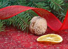 Free Christmas Still Life Royalty Free Stock Photos - 3586148