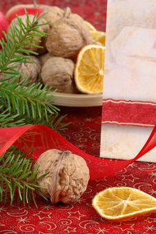 Free Christmas Still Life Royalty Free Stock Photos - 3586218