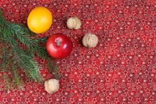 Free Christmas Background Stock Images - 3586264