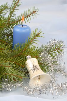 Free Christmas Still Life Royalty Free Stock Images - 3586339