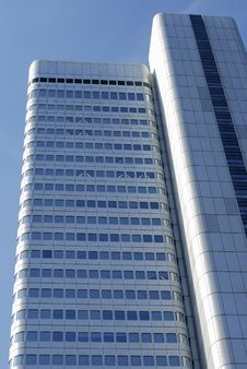 Free Frankfurt Skyscraper Stock Photography - 3587782