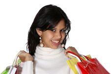 Free Shopping Royalty Free Stock Image - 3587886