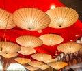Free Umbrella  Lamp Stock Images - 35802524