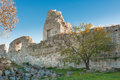 Free The Ruins Of The Ancient City Of In Chersonese Royalty Free Stock Photos - 35804768